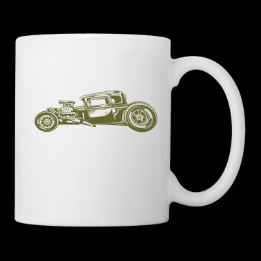 Hot Rod 04 - Coffee/Tea Mug