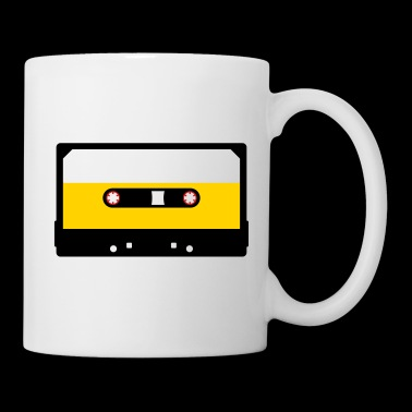 Vintage Cassette Tape - Coffee/Tea Mug