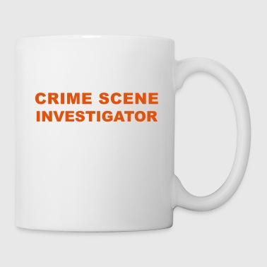 Crime Scene Investigator - Coffee/Tea Mug