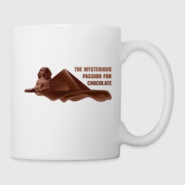 The Mysterious Passion For Chocolate - Coffee/Tea Mug