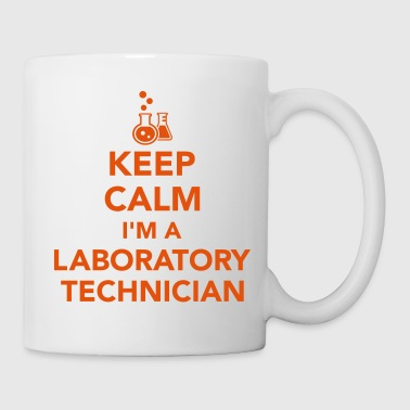 Laboratory technician - Coffee/Tea Mug