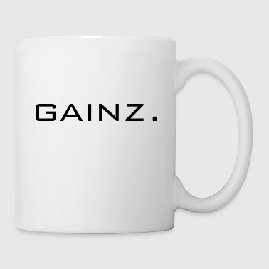 Gainz - Coffee/Tea Mug