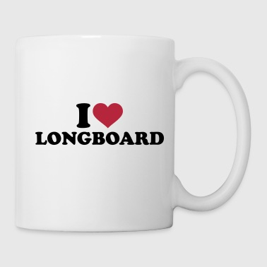 Longboard - Coffee/Tea Mug