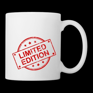 limited edition - Coffee/Tea Mug