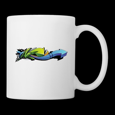 graffiti14 - Coffee/Tea Mug