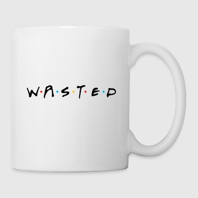 Wasted Friends - Coffee/Tea Mug