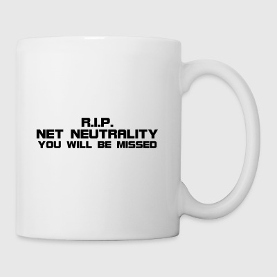 R.I.P. Net Neutrality - Coffee/Tea Mug