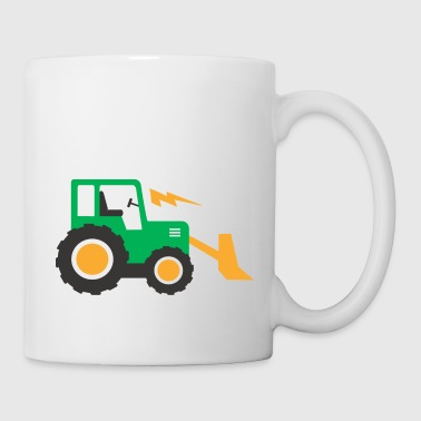 Lightning Tractor - Coffee/Tea Mug