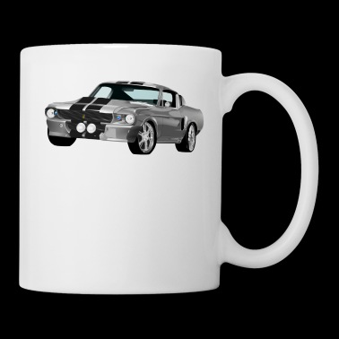 Sport Car Shirt Gift Idea - Coffee/Tea Mug