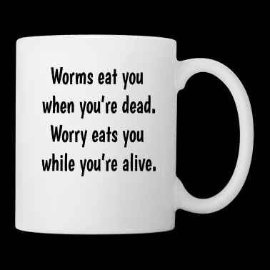 Worms and Worry - Coffee/Tea Mug