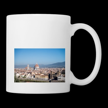 Roof tops of Florence Italy II - Coffee/Tea Mug