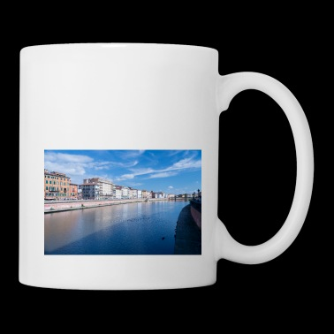 Pisa Tuscany Arno River - Coffee/Tea Mug