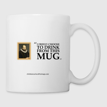 Jacob Arminius Mug - Coffee/Tea Mug