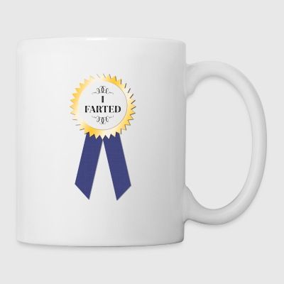 I farted award - Coffee/Tea Mug