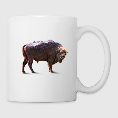 Bisons rock - Coffee/Tea Mug