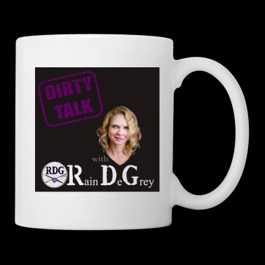 Dirty Talk with Rain DeGrey Accessories - Coffee/Tea Mug