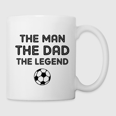 Legendary Soccer Dad - Coffee/Tea Mug