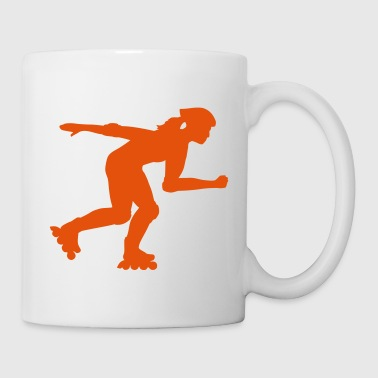 Inline skating - Coffee/Tea Mug