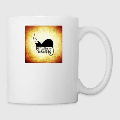 sleeping - Coffee/Tea Mug