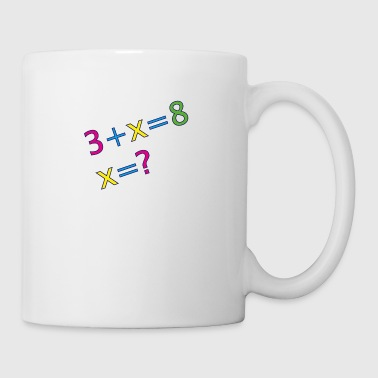 mathematics - Coffee/Tea Mug
