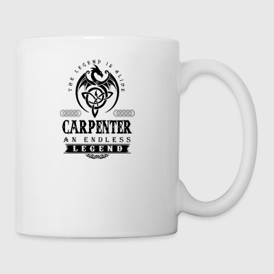CARPENTER - Coffee/Tea Mug
