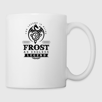 FROST - Coffee/Tea Mug