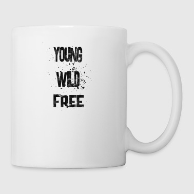 young wild free 1 - Coffee/Tea Mug