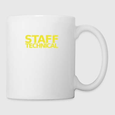 staff tehnical - Coffee/Tea Mug