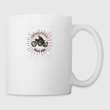 Motorcycle classic moto - Coffee/Tea Mug