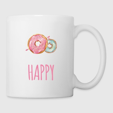 Donuts make me happy - Coffee/Tea Mug