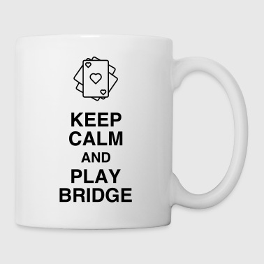 Bridge Card Game Kartenspiel Jeu de cartes - Coffee/Tea Mug
