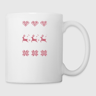 Merry Christmas From Pawpee Everybody Talks About - Coffee/Tea Mug
