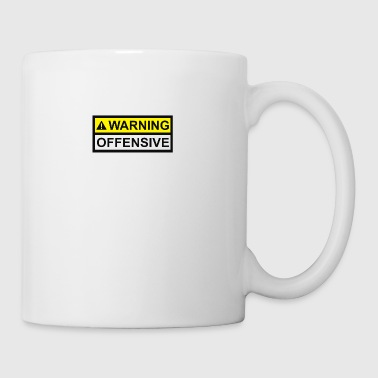 Warning Offensive - Coffee/Tea Mug