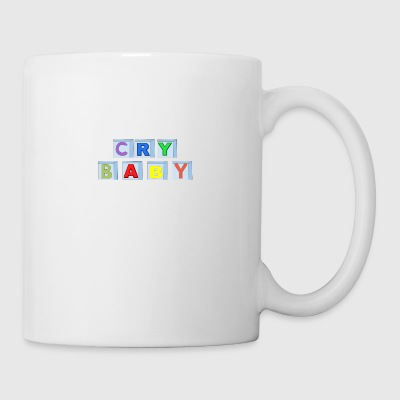 Cry Baby Blocks - Coffee/Tea Mug