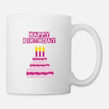 Sumu Lee Birthday cake - Coffee/Tea Mug