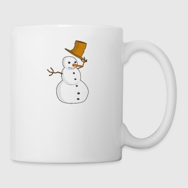 Mr. Snowman - Coffee/Tea Mug