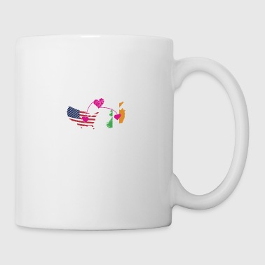 The Love Between Father And Daughter - Coffee/Tea Mug