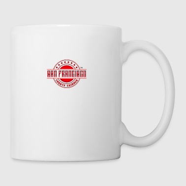 SAN FRANCISCO COUNTY GRINDER - Coffee/Tea Mug