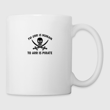 Funny Pirate designs - Coffee/Tea Mug