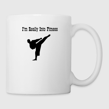 Taekwondo Fitness and Coffee - Coffee/Tea Mug