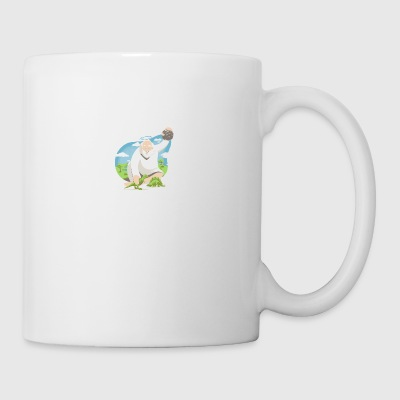 Playing God - Coffee/Tea Mug