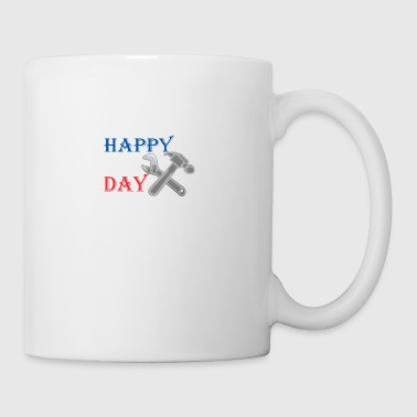 Happy Labor Day - Coffee/Tea Mug