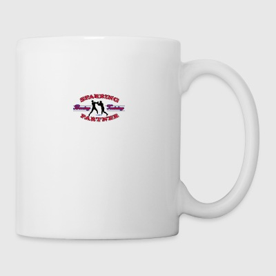 Sparring partner - Coffee/Tea Mug