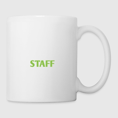 STAFF - Coffee/Tea Mug