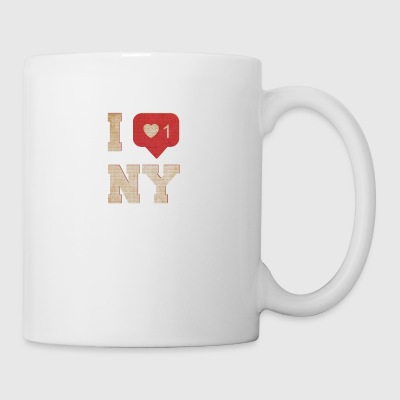 I love new york - Coffee/Tea Mug