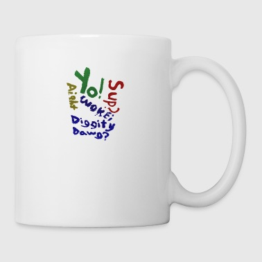 Moomaw_Text - Coffee/Tea Mug