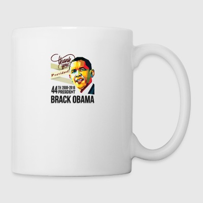Thank You President Barack Obama 44th - Coffee/Tea Mug