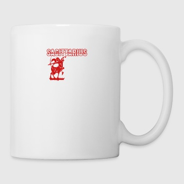 Sagittarius Personality Shirt - Coffee/Tea Mug