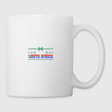 I May Be Wrong Im From South Africa - Coffee/Tea Mug