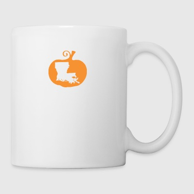State Halloween Louisiana - Coffee/Tea Mug